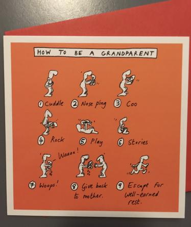 HPL 039 How to be a grandparent