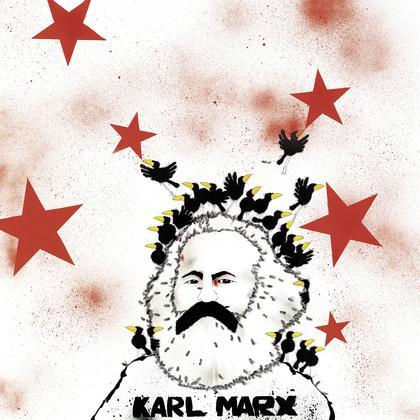 KD938 Karl Marx