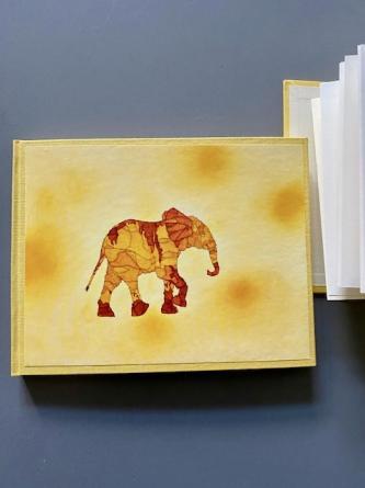 NB 009 Gelber Elefant