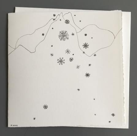 Schnee/BergIK b009