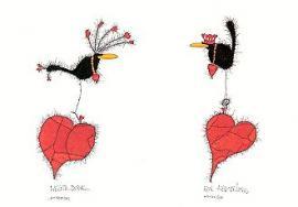 Herzdame-Herzkönig