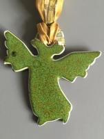 Angel - green