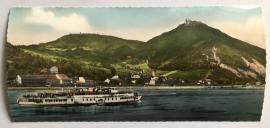 Donau mit Kahlenberg