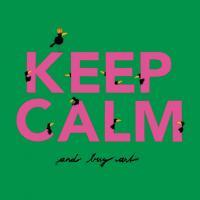 Keep Calm - green
