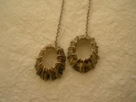 Earrings Silverstrand