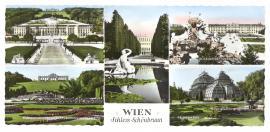 Schönbrunn features