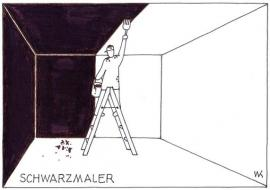 SCHWARZMALER