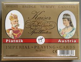Kaiser Jubiläum Spielkarten